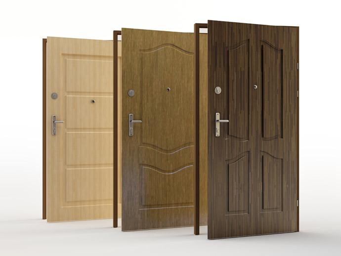 Porte d entr e alu bois pvc angers 49 maine loire menuisier poseur - Pose porte entree ...